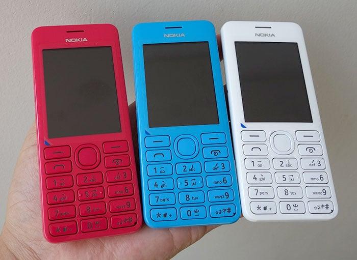 Hình ảnh Nokia 206 - Điện thoại hai SIM, chụp hình bằng giọng nói số 2