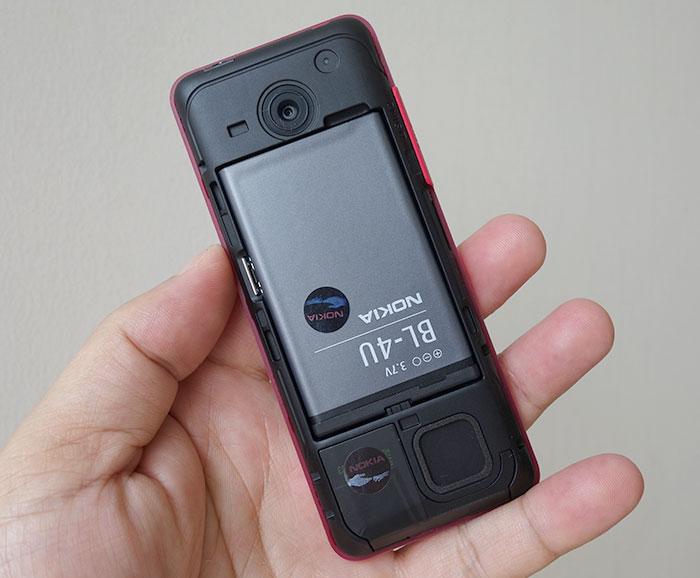 Hình ảnh Nokia 206 - Điện thoại hai SIM, chụp hình bằng giọng nói số 5