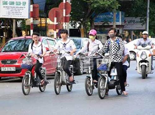 Hình ảnh Xe đạp điện HKBike: Sự lựa chọn tốt nhất. số 1