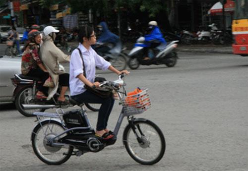 Xe đạp điện HKBike: Sự lựa chọn tốt nhất, Thị trường - Tiêu dùng,