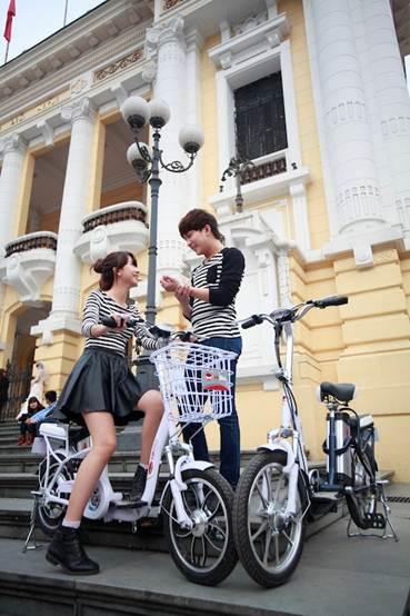 Hình ảnh Xe đạp điện HKBike: Sự lựa chọn tốt nhất. số 5