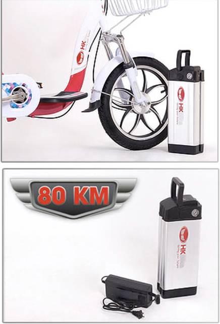Hình ảnh Xe đạp điện HKBike: Sự lựa chọn tốt nhất. số 6