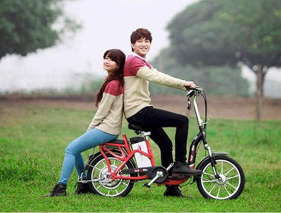 Hình ảnh Xe đạp điện HKBike: Sự lựa chọn tốt nhất. số 7