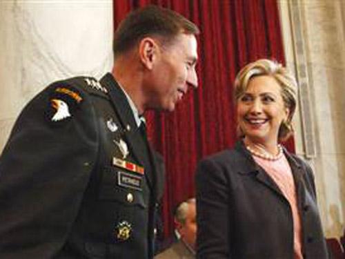 """Hình ảnh Kế hoạch của bà Clinton về Syria đã """"chết"""" số 1"""