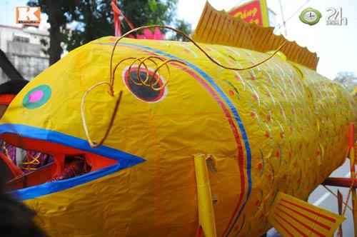 Hình ảnh Lễ hội ông Công ông Táo lớn nhất Việt Nam số 5