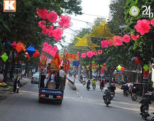 Hình ảnh Lễ hội ông Công ông Táo lớn nhất Việt Nam số 6