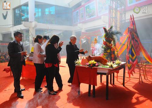Hình ảnh Lễ hội ông Công ông Táo lớn nhất Việt Nam số 11