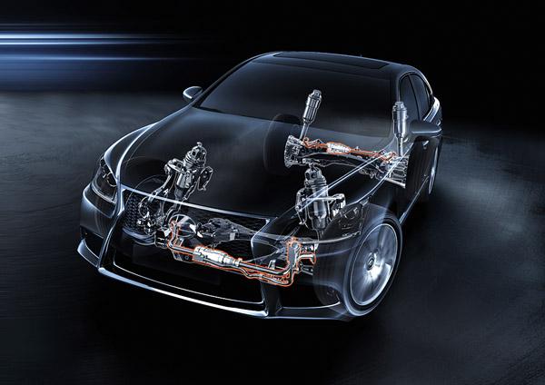 Hình ảnh Đánh giá Lexus LS460 Luxury số 4