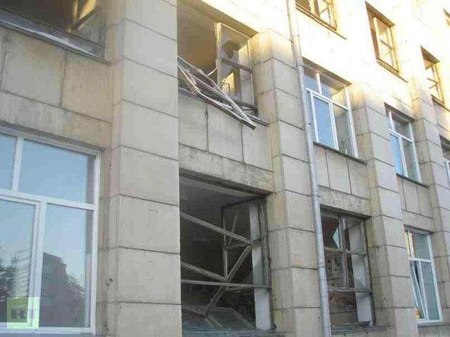 Hình ảnh Ảnh: Mưa thiên thạch tàn phá nước Nga số 5