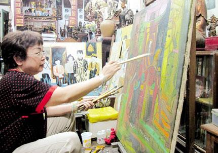 Chuyện tình của Lưu Quang Vũ và họa sĩ Nguyễn Thị Hiền 1