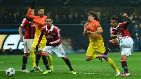 Điểm tin thể thao sáng 21/2: Milan 2-0 Barca: Chiến thắng may mắn và lòng quả cảm...