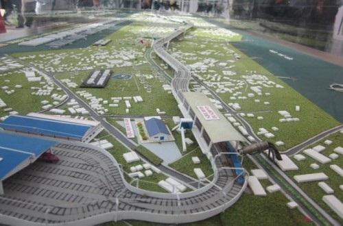 Hình ảnh Hà Nội sẽ đặt ga Metro cạnh Hồ Gươm số 1