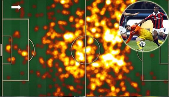 Thông điệp từ một bức ảnh: Barca chuyền nhiều và... thua