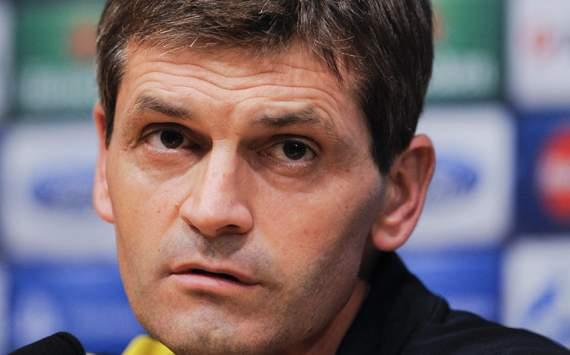 Barca muốn Tito Vilanova trở lại trong trận gặp Milan