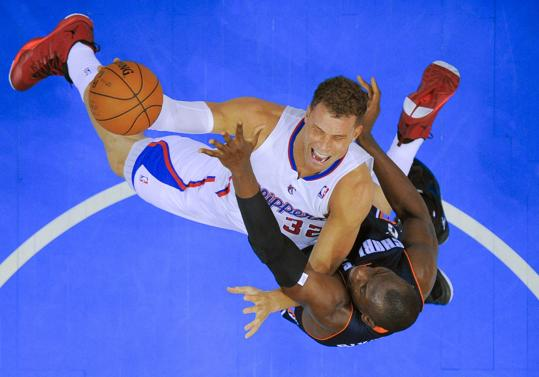 Los Angeles Clippers dễ dàng chiến thắng Charlotte Bobcats