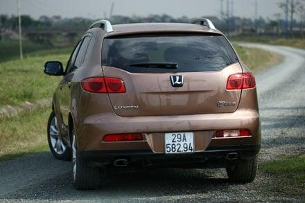 Hình ảnh Luxgen7 - SUV đến từ Đài Loan số 5