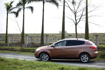 Hình ảnh Luxgen7 - SUV đến từ Đài Loan số 6
