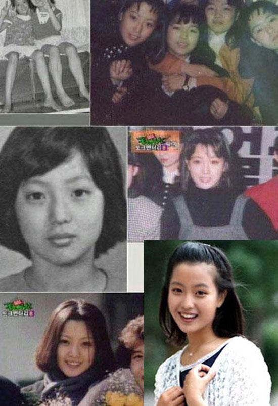 Top sao Hàn xinh đẹp tự nhiên từ bé 12