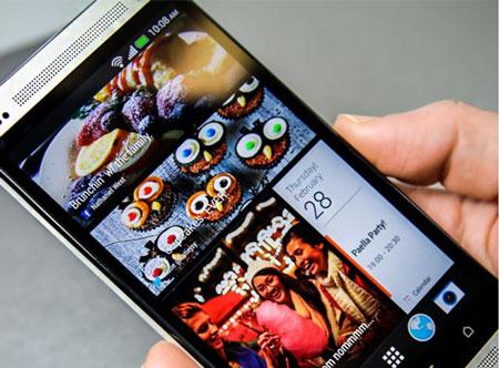 """Hình ảnh HTC One nhận giải """"Điện thoại tốt nhất"""" tại MWC 2013 số 1"""