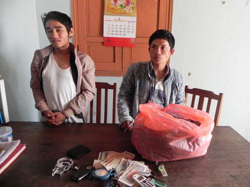 Hình ảnh Nóng từ địa phương ngày 11/03: Kon Tum - Truy bắt nhóm côn đồ tấn công tàn bạo ba cảnh sát số 3