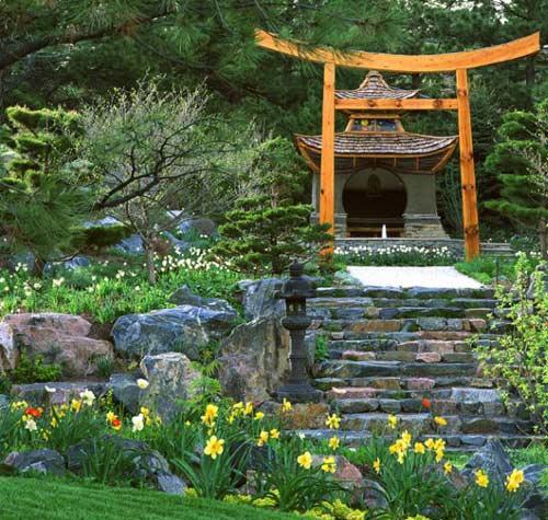 Thả bay tâm hồn trong vườn Nhật tuyệt mỹ - 4