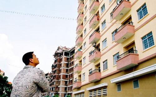 """Hình ảnh Tan giấc mơ mua nhà """"thu nhập thấp""""? số 1"""