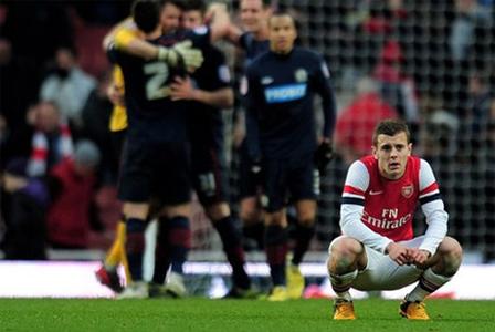 Arsenal phủ nhận tin Wilshere phải nghỉ 6 tuần