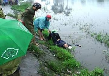 Hình ảnh Nóng từ địa phương ngày 19/03: Thừa Thiên Huế - Một thanh niên chết ở ao cá ven đường số 1