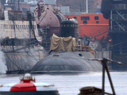 Hình ảnh Việt Nam sắp nhận tàu ngầm Kilo đầu tiên số 3