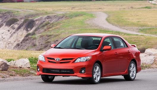 Toyota ra mắt Corolla 2013 bản đặc biệt, giá 20.550 USD
