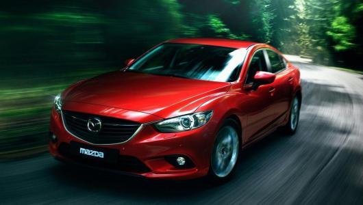 Hình ảnh So sánh Mazda6 2014 và Honda Accord 2013 số 8