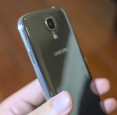 Hình ảnh Hình ảnh điện thoại Galaxy S4 vừa xuất hiện tại Việt Nam số 5
