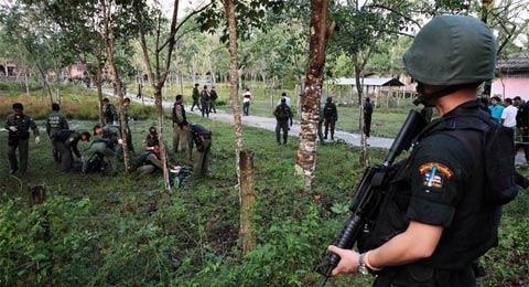 Hình ảnh Máu sẽ ngừng đổ ở miền nam Thái Lan? số 1