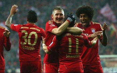 Chấm điểm Bayern 9-2 Hamburger SV: Khủng khiếp Hùm xám