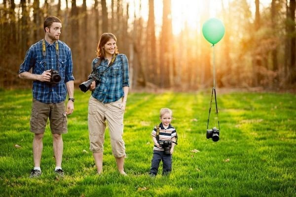 Những bức ảnh gia đình ý nghĩa