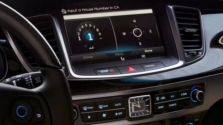 """Hình ảnh Hyundai Equus 2014 – """"S-Class"""" nâng cấp của người Hàn số 4"""