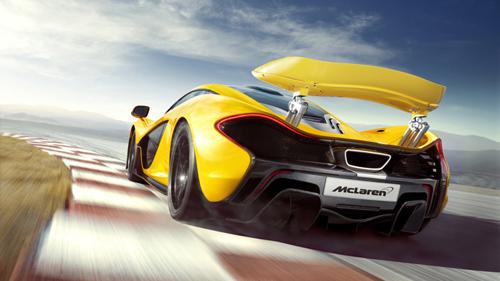 Hình ảnh Tìm hiểu quá trình thiết kế siêu xe McLaren P1 số 6