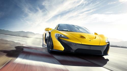 Hình ảnh Tìm hiểu quá trình thiết kế siêu xe McLaren P1 số 5