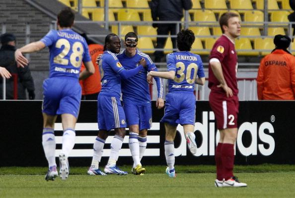 """Điểm tin thể thao sáng 12/4: Rubin Kazan 3-2 Chelsea: Torres lại ghi bàn, The Blues """"tái mặt"""" vào bán kết..."""