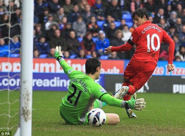 Chấm điểm Reading 0-0 Liverpool: Ngả mũ trước McCarthy