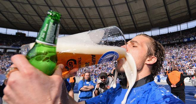 Hertha Berlin chính thức trở lại Bundesliga