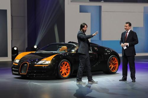 sieu mui tran nhanh nhat the gioi ra mat1 Bugatti Veyron 16.4 Grand Sport Vitesse WRC   Ông hoàng tốc độ