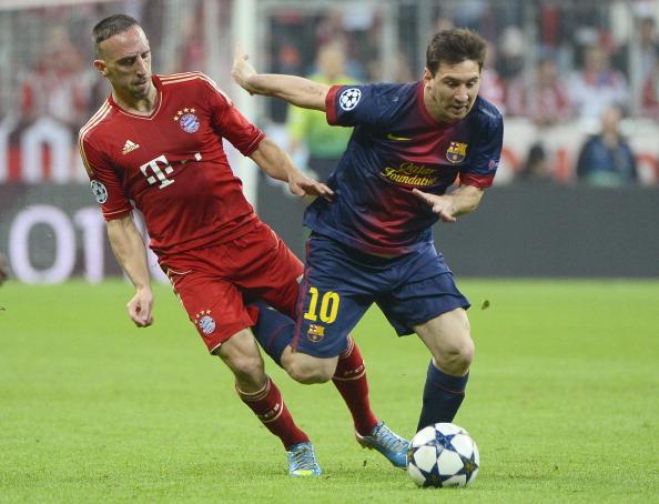 Chung kết C1: Lịch sử loại Barca khỏi chung kết cúp C1