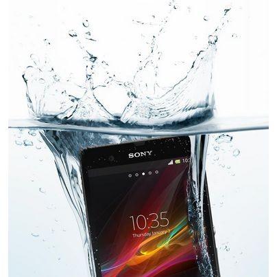 Hình ảnh Rò rỉ Sony Xperia ZR có màn hình 4,6 inch chống thấm nước? số 1