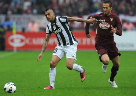 Vidal vẫn muốn Juventus tiếp tục cải thiện
