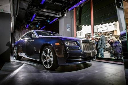 1 697d9 Thiết kế của Rolls Royce Wraith hoàn toàn phù hợp để có bản mui trần