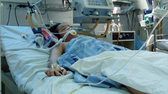 """Hình ảnh """"Nóng"""" dịch cúm A/H1N1 số 1"""