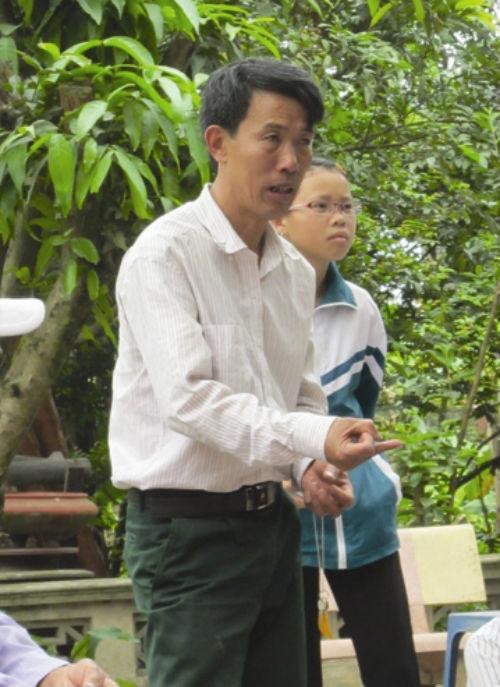 Hình ảnh Tin đồn vợ chồng thần rắn xuất hiện trên cây ở Nam Định số 2