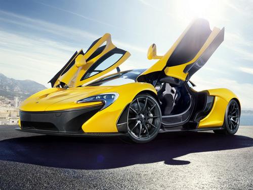 Hình ảnh McLaren P1 đắt khách hơn mong đợi số 1