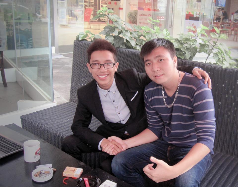 Trò chuyện cùng chàng giám đốc 9X Hoàng Sky